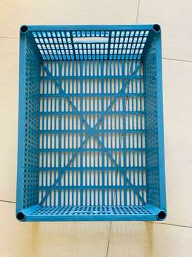 Plastic baskets /crates/shell