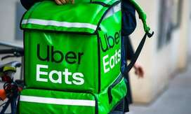 UBER EATS - Openings for delivery boys