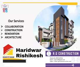 **DO YOU WANT CONSTRUCTION OR RENOVATION IN HARIDWAR AND RISHIKESH