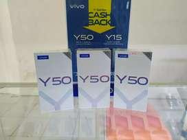 vivo Y50 New 8/128gb •• Saget Cod