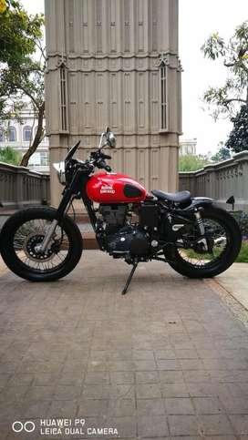 Royal Enfield  Classic Reddicth red 350cc