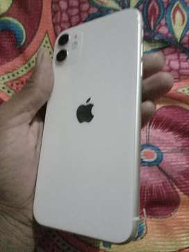 White ipho11128gb new brand condition