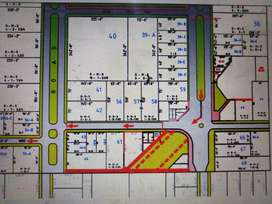 1 and 2 kanal plots for sale Abdullah Gardens
