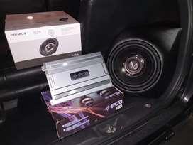 Paket audio INFINITY PCA BOX POJOK AVANZA NEW pres sisi
