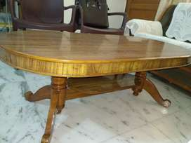 4x2 size Center Table for Sofa set