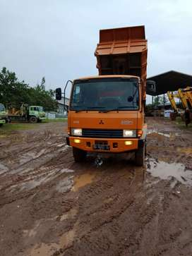 Dump Truck Mitsubishi Fuso FM517 tahun 2015