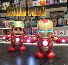 Robot Dance IRON MAN