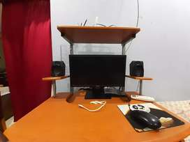 iam selling my computer with u.p.s and hometheater