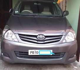 Innova 2009 G4 PB-10 number full insurance