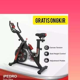 sepeda statis spinning bike ireborn ipedro K-66