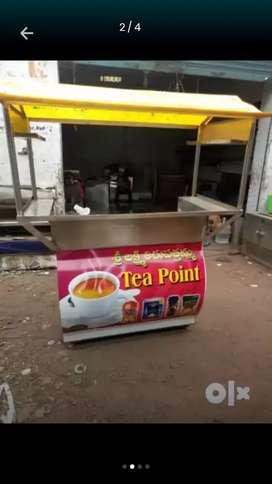 Tea Stall For Rent All Saman