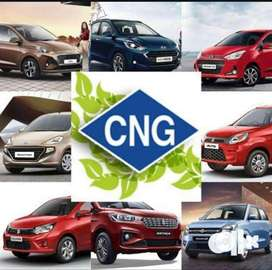 New CNG Self Drive Cars