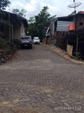 Tanah murah Strategis Puntan Gunungpati Semarang 195jt 151m2 Hook