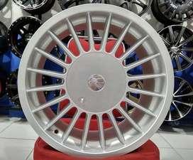 Velg ACTIVE HSR Ring 16 Untuk Mobil Latio, Vios, Fiesta dll