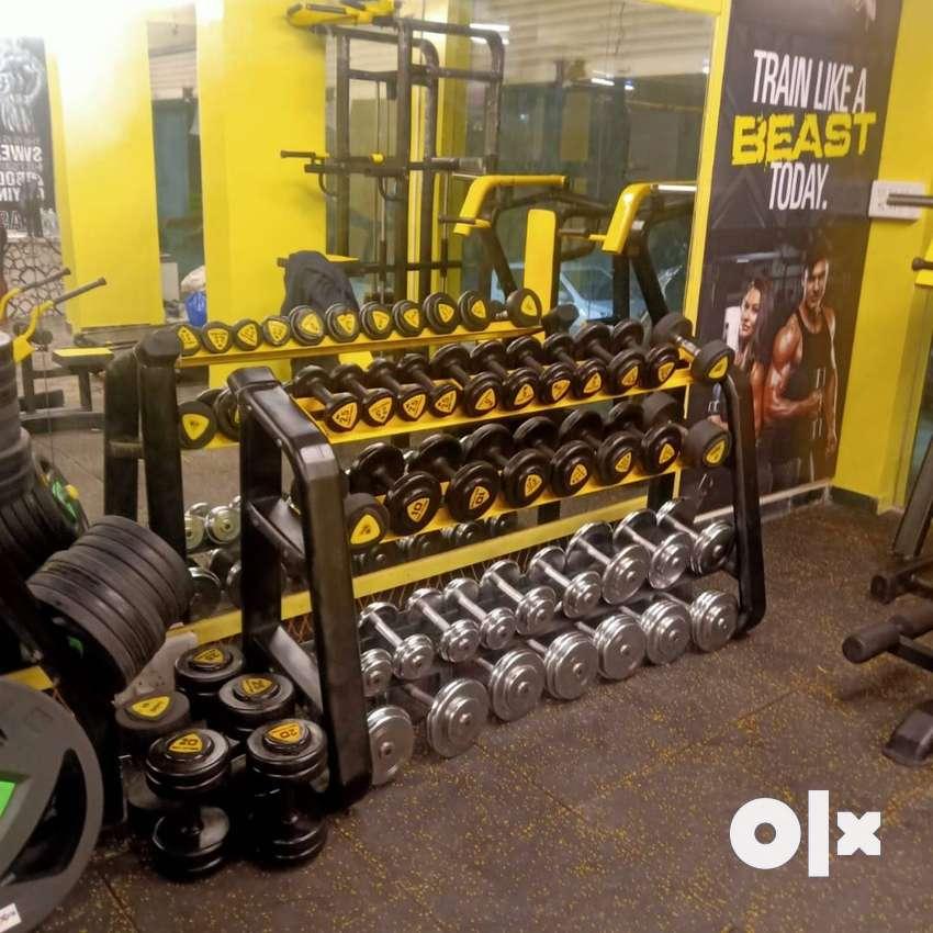 new full gym setup hi profile gym setup 0