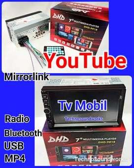 Tv 7 in YouTube mp4 gps double din tape for paket sound jok