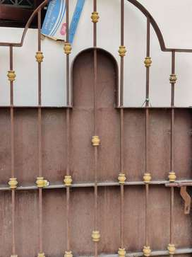 Iron Main & Wicket gates for sale