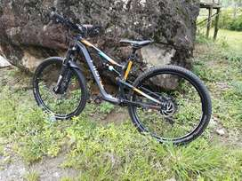 Sepeda Gunung MTB Thrill ricochet T120 AL Elite