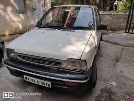 Maruti Suzuki 800 1999 Petrol Good Condition