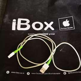 Kabel charger original copotan iphone 6plus ex ibox garansi resmi