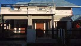 Rumah 2 Lantai di Pontianak Kota