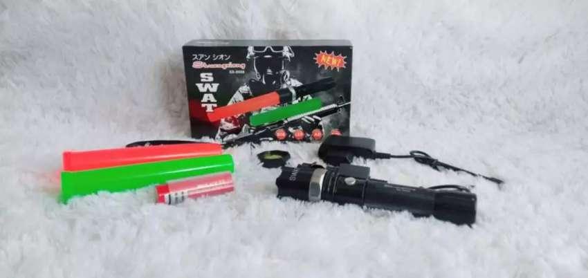 PROMO - Senter SWAT Kompas Shuangxiong SX-8008 0