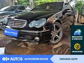 [OLXAutos] Mercedes Benz C230 2007 Elegance 2.5 AT Hitam #Farhana Auto
