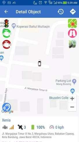 GPS TRACKER wetrack terbaik/termurah di sukawangi bekasi