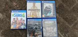 Ps4 Games batman arkham call of duty ww2 sims 4 uncharted collection