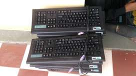 Tvs gold keyboard with warranty and quality