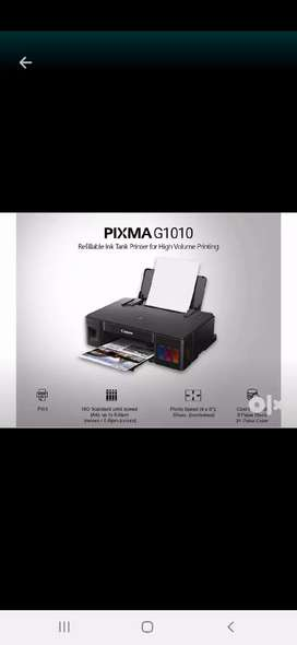 Canon g1010 series printer
