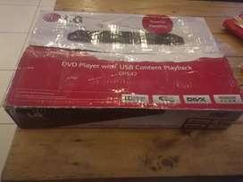 dvd player LG like new 99%