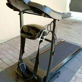 treadmill alat olahraga at home/dua fungsi bisa dilipat Baru