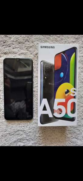 A50s black 128 GB 4gb ram(only 3 month use)
