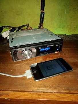 Singledisc Pioneer deh p5050ub plus pasang