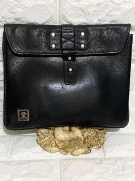 Tas tangan versace original full kulit