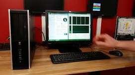 4@ HP ELITE 8100 ( REFURBISHED CPU )
