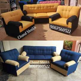 Fine FINISH BRAND NEW FACTORY OUTLET SOFA SET