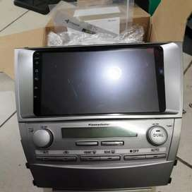 Tv mobil camry android 9 inci pnp