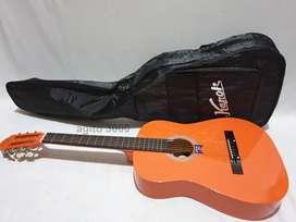 Gitar Akustik Akai Kapok MG 0103 Orange ORI