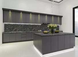 kitchen set/wardrobe/credenza/kamar set