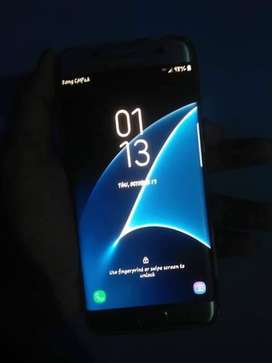 Sumsung S7 Edge new condition 10/10