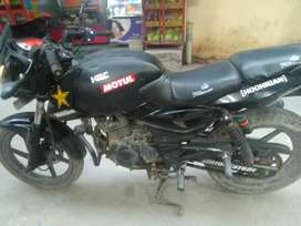 Good condition pulsar 180cc with self start n disc break