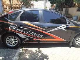 Ford focus 2010, siap tuker tambah asal cocok