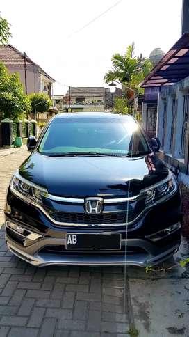 Honda CRV Prestige 2015 matic sunroof mulus