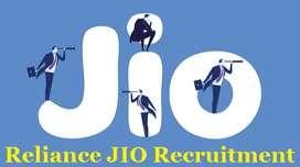 JIO process jobs in Delhi