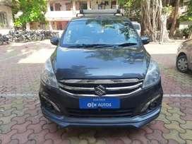 Maruti Suzuki Ertiga ZXI Plus Petrol, 2017, Petrol