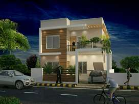 23,90,000- 2bhk  independent house in champa