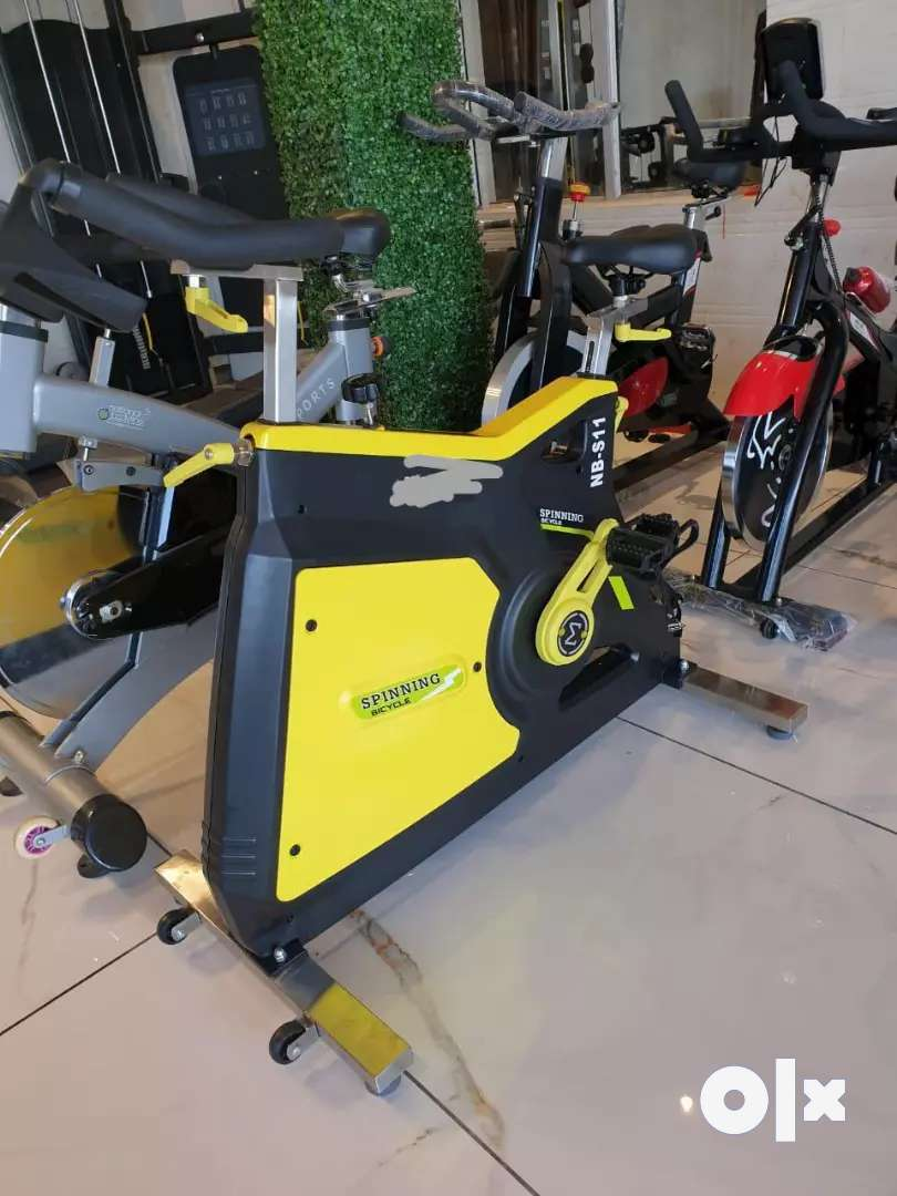 Direct import from taiwaan ,Crosstrainer &spin bike at wholessalerate 0