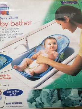 Baby bather easy to use